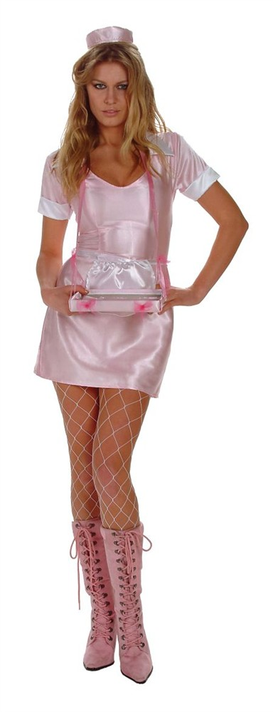 Adult Sexy Waitress Costume