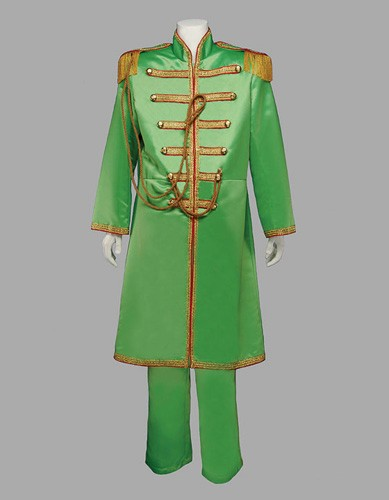 Adult Sgt Pepper Costume ? Green
