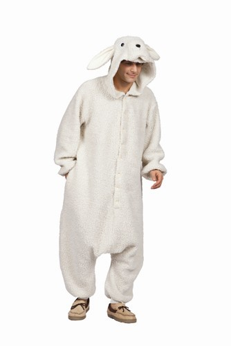 Adult Sheep Funsies Costume