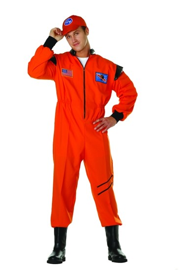 Adult Shuttle Hero Costume