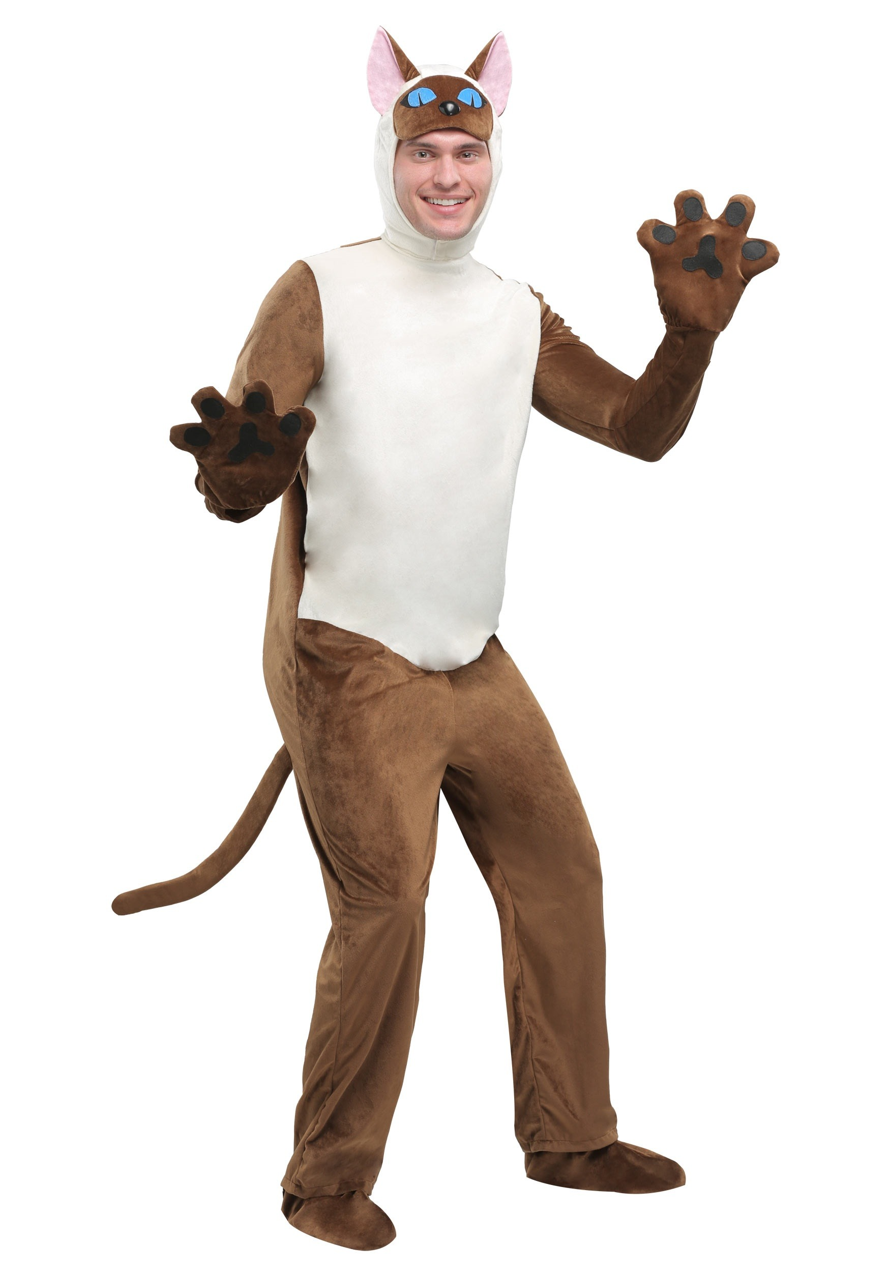 Adult Siamese Cat Costume