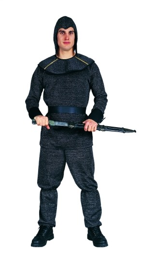 Adult Silver King Arthur Costume