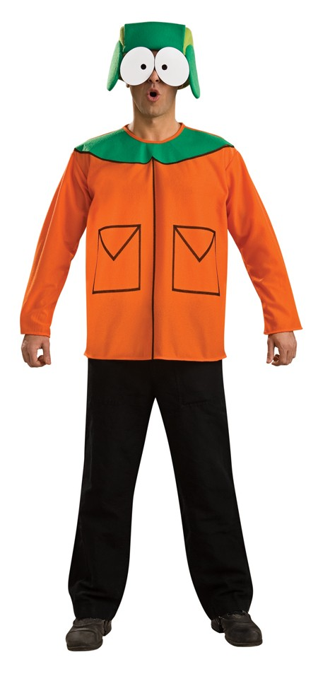 Adult South Park Kyle Costume