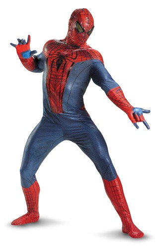 Adult Spider Man Costume