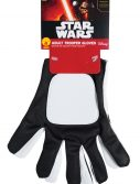 Adult Star Wars The Force Awakens Flametrooper Gloves