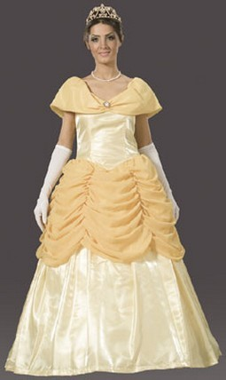 Adult Story Book Princess Costume