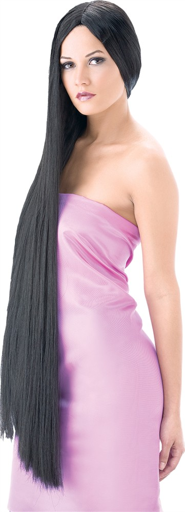 Adult Super Deluxe Witch Wig