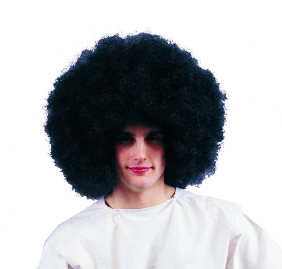 Adult Super Jumpo Afro Wig