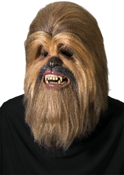 Adult Supreme Edition Chewbacca Mask