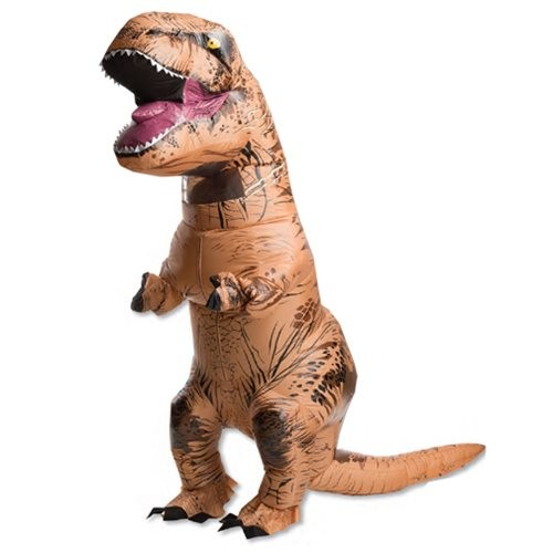Adult T Rex Costume with Sound