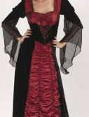 Adult Taffeta Coffin Vampire Costume