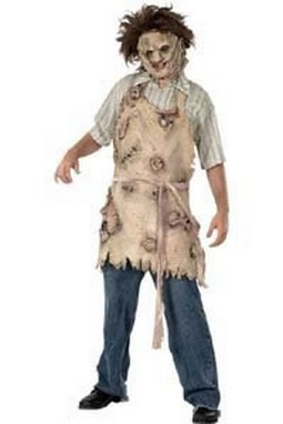 Adult Texas Chainsaw Massacre Leatherface Costume