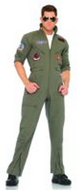 Adult Top Gun Flight Suit