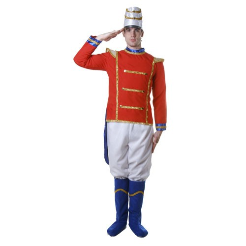 Adult Toy Soldier Costume