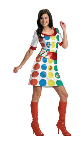 Adult Twister Dress