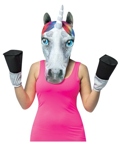 Adult Unicorn Costume Kit