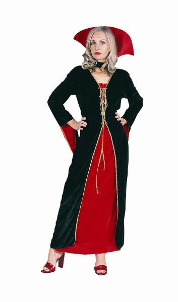 Adult Vampiress Costume