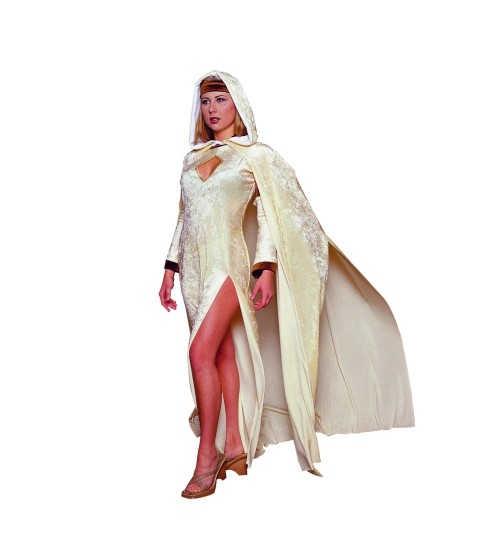 Adult Velvet Angelic Cape