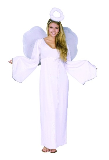 Adult White Fairy Wings