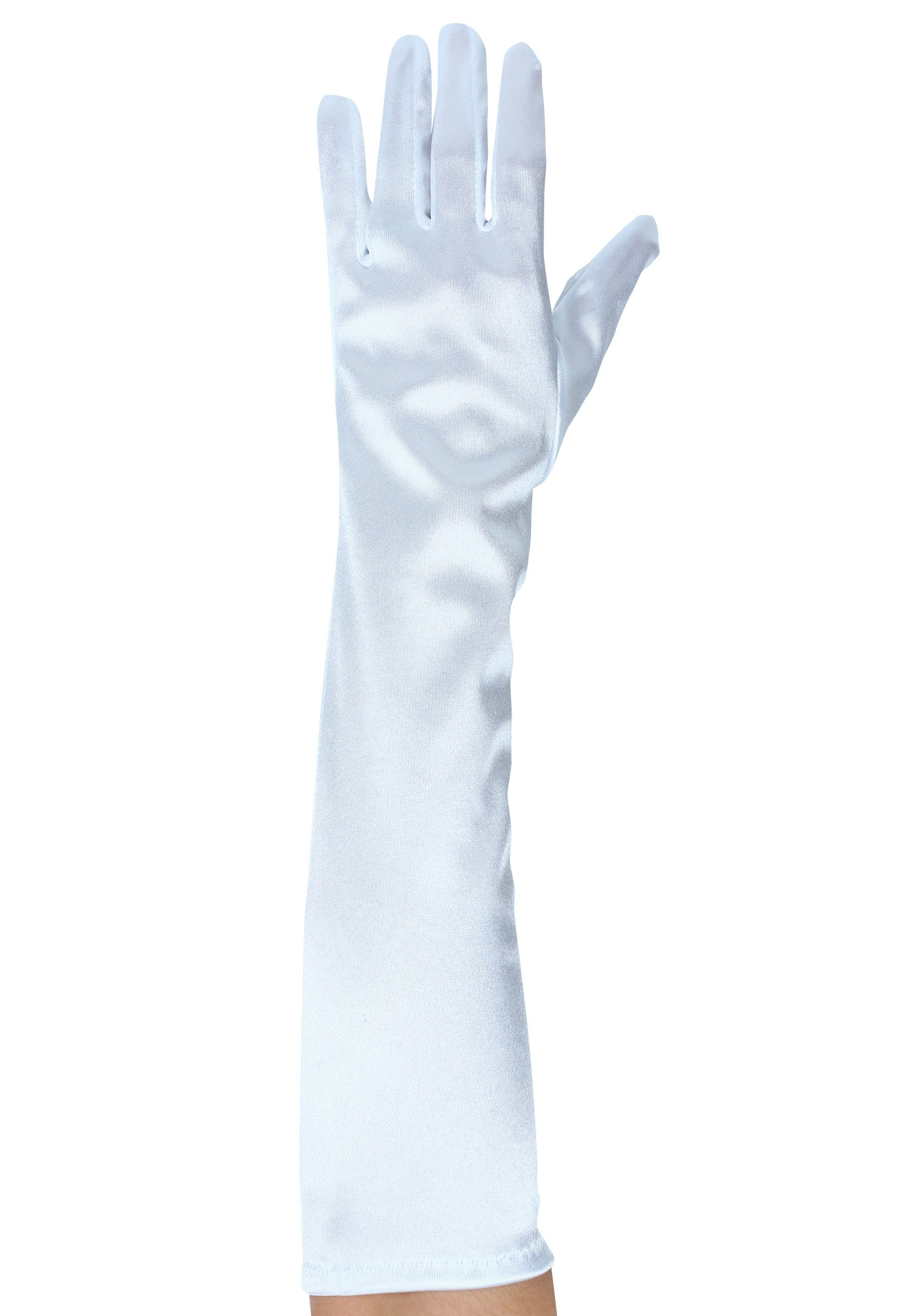 Adult White Gloves