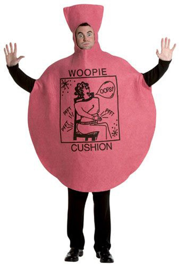 Adult Whoopee Cushion Costume