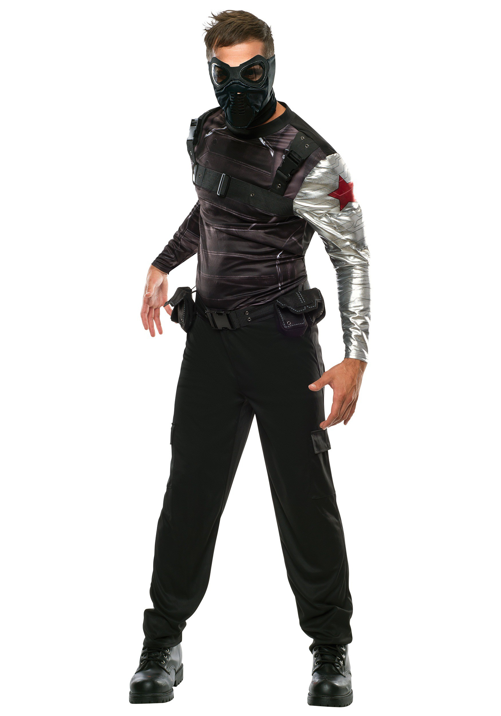 Adult Winter Soldier Costume