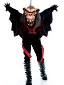 Adult Wizard of Oz Wicked Flying Monkey Costume