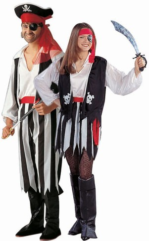 Adult Woman's Pirate of the Caribbean Costume