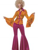 Adult Women's Funky Disco Diva Costume