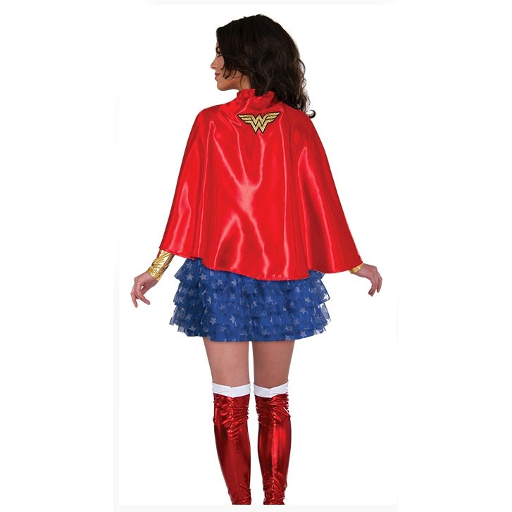 Adult Wonder Woman Cape