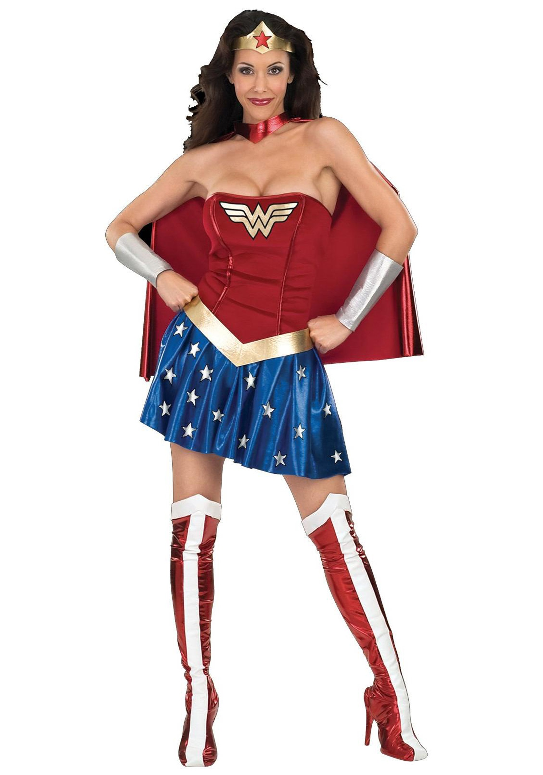 Adult Wonder Woman Costume