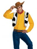 Adult Woody Costume Kit