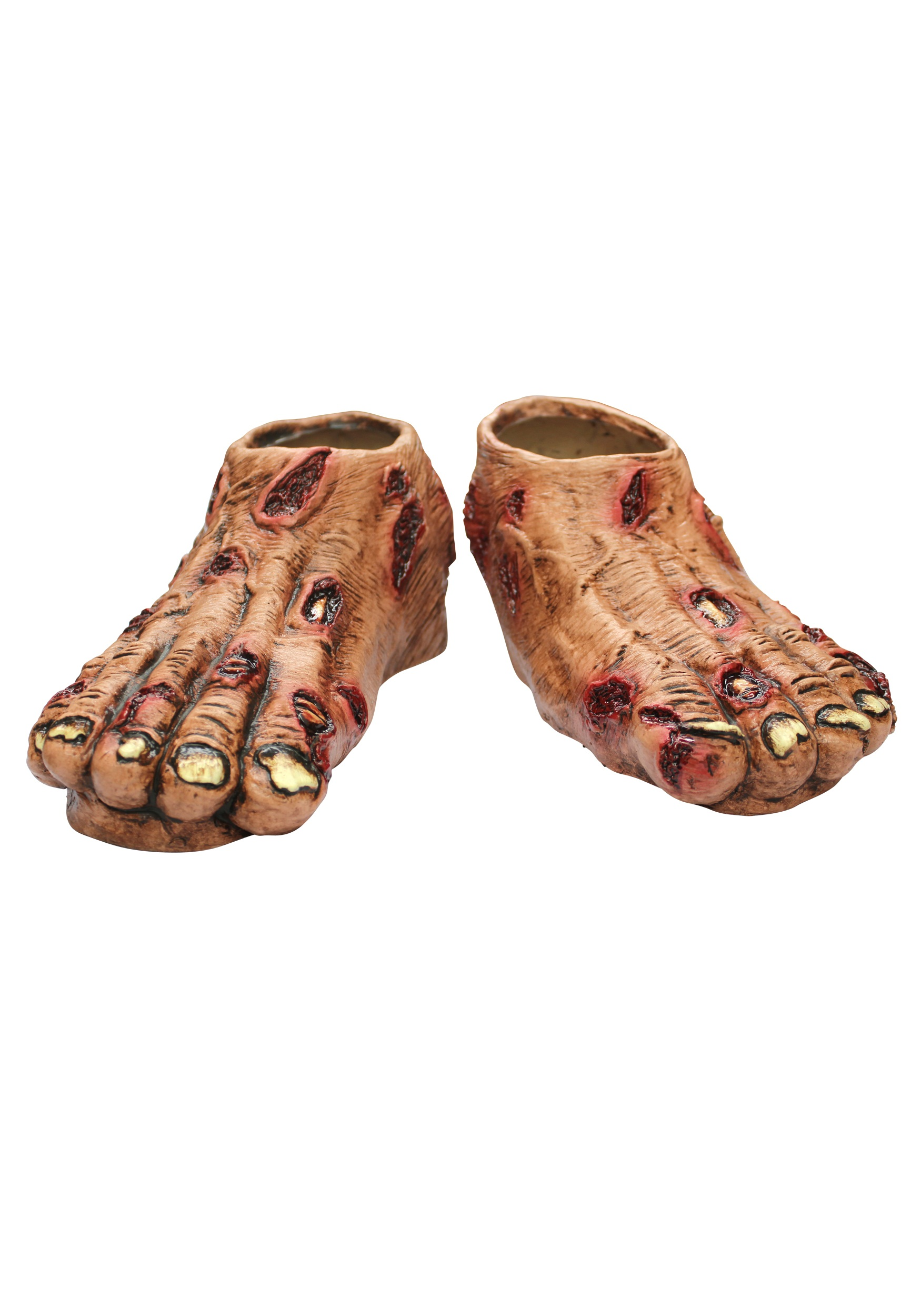 Adult Zombie Feet Flesh