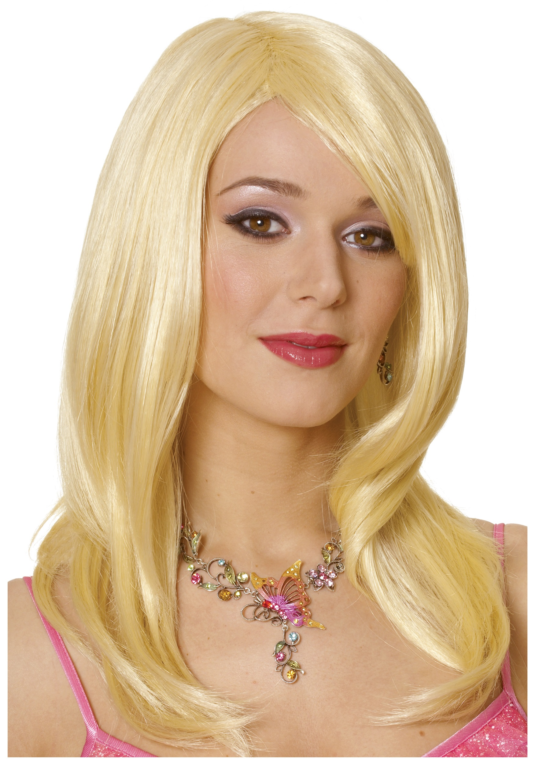 Alice Blonde Adult Wig