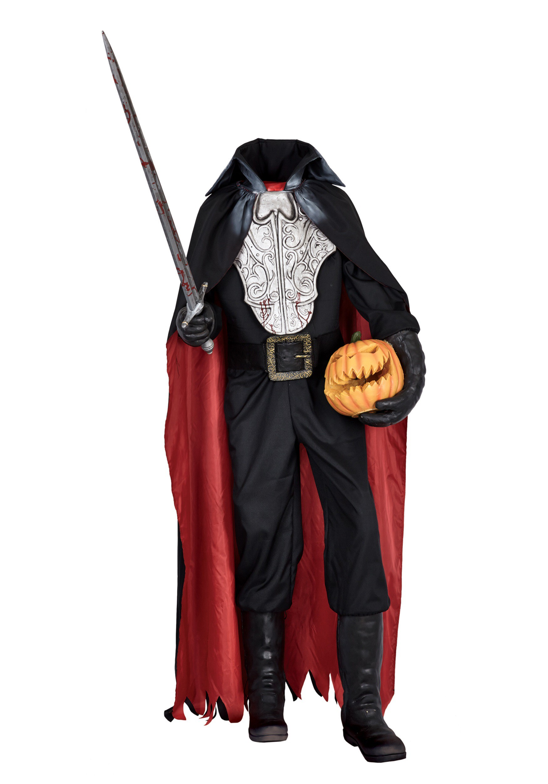 Animated Headless Horseman