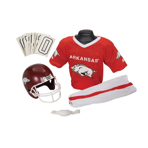 Arkansas Razorbacks Youth Uniform Set