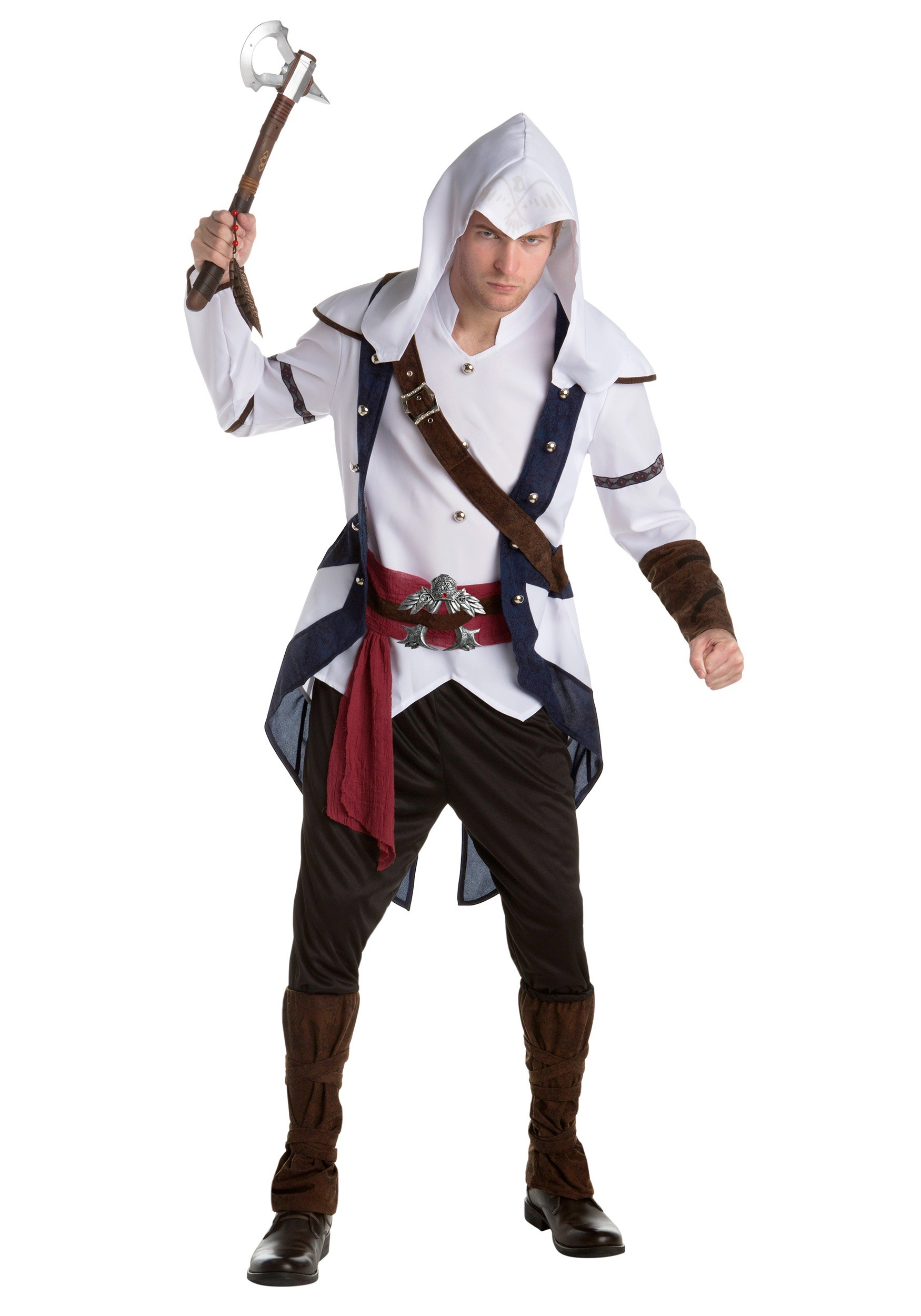 Assassins Creed: Connor Classic Adult Costume