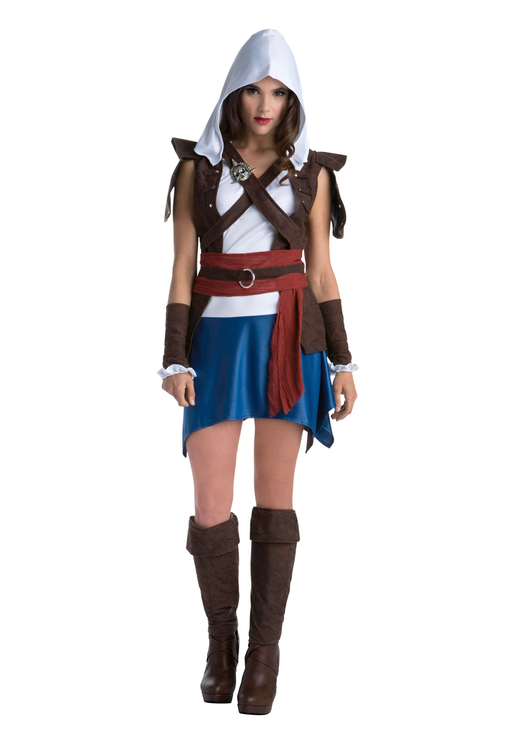 Assassins Creed Edward Kenway Classic Women's Costume