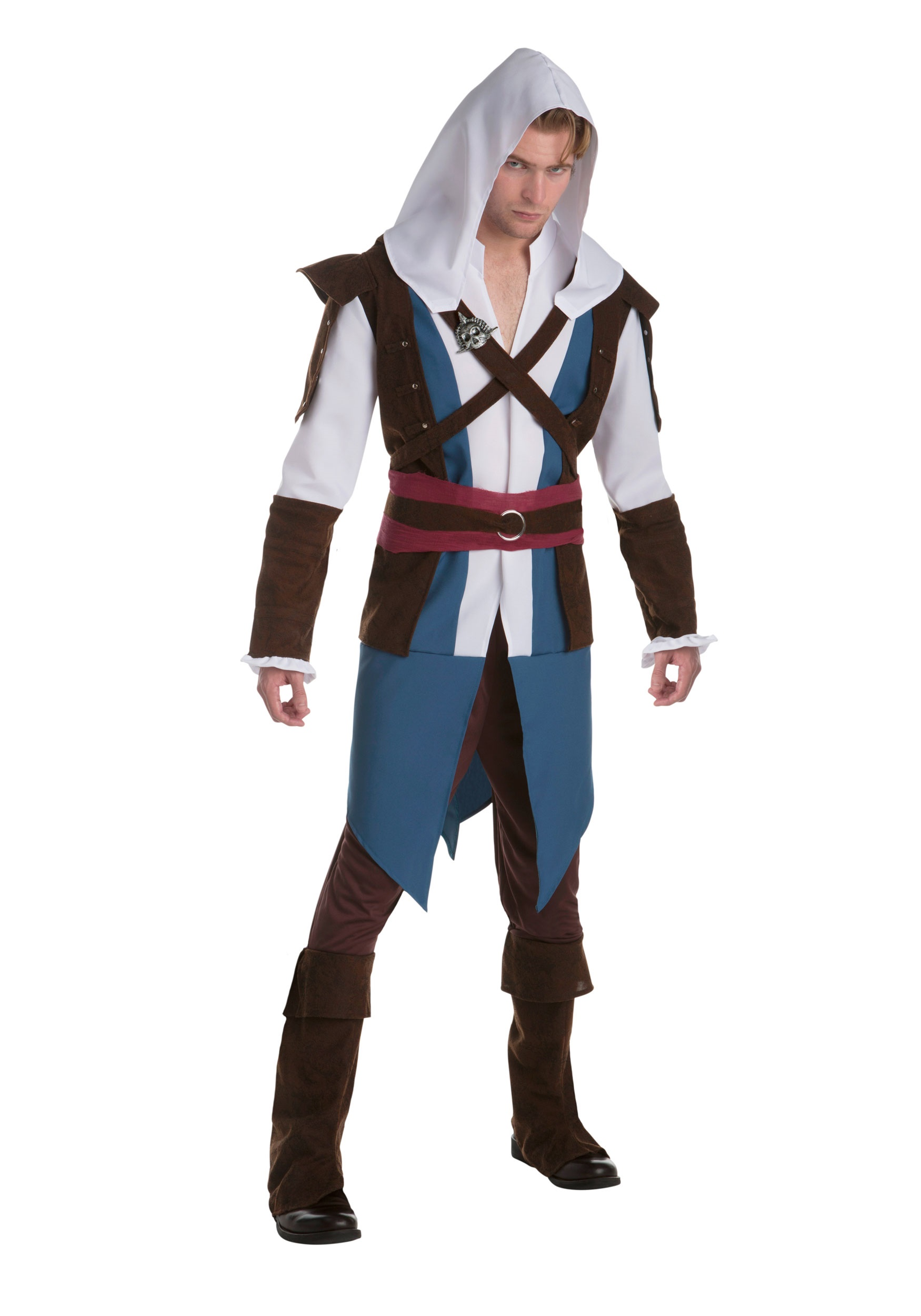 Assassins Creed Edward Kenway Men's Costume