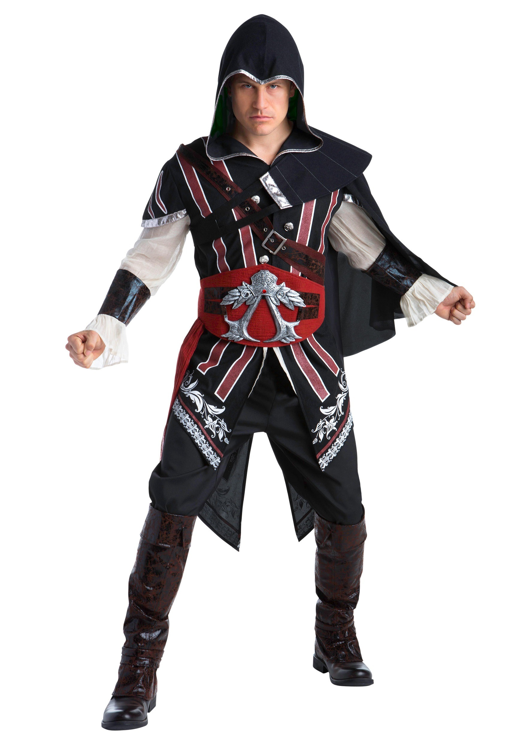 Assassins Creed: Ezio Deluxe Adult Master Assassin Costume
