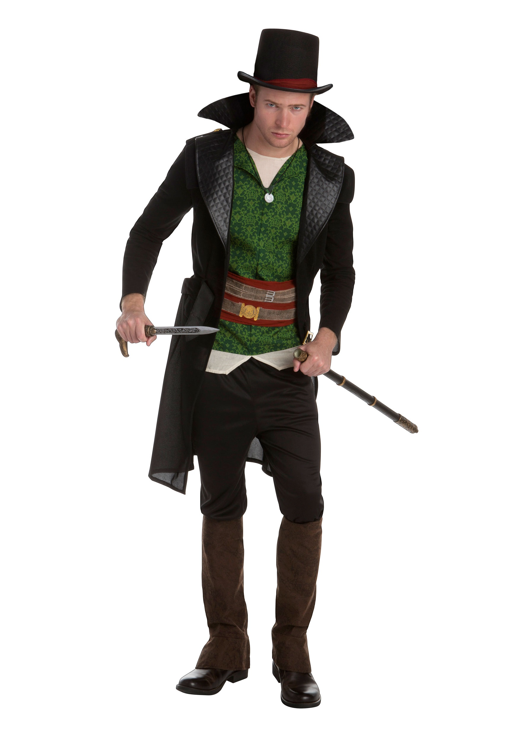 Assassins Creed Jacob Frye Classic Men's Costume