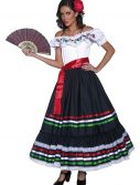 Authentic Western Senorita Costume