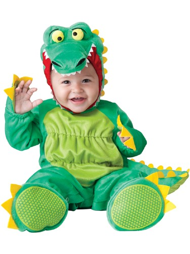 Baby Alligator Costume