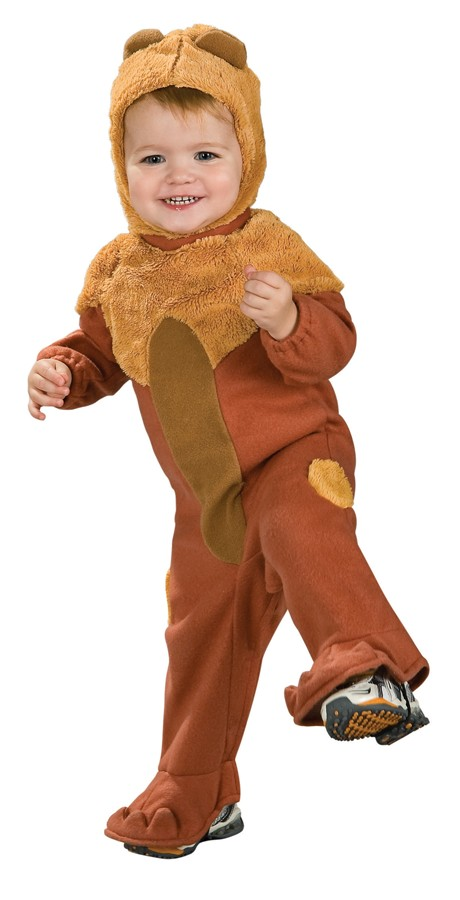 Baby Cowardly Lion Costume