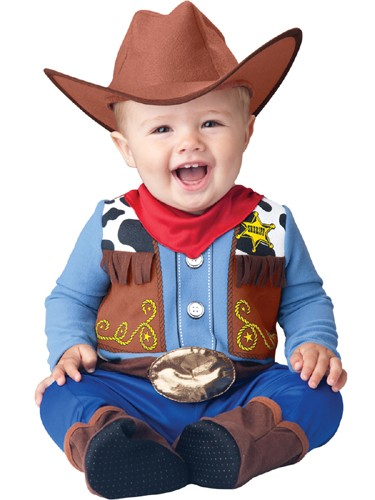 Baby Cowboy Costume