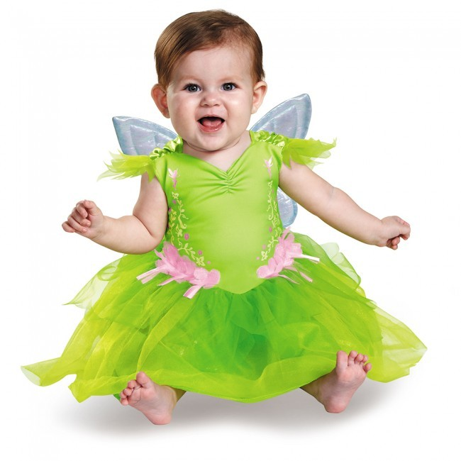 Baby Deluxe Tinker Bell Costume