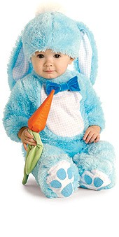 Baby Handsome Lil Wabbit Costume