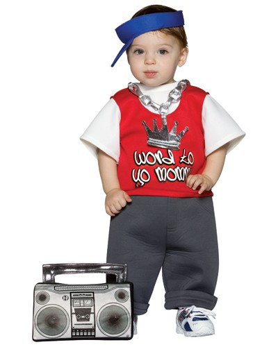 Baby Hip Hopper Costume