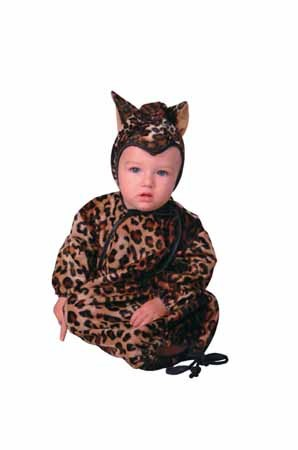 Baby Leopard Costume