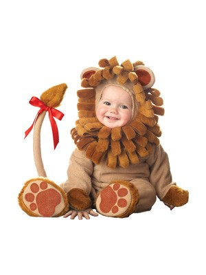 Baby Lil Lion Costume
